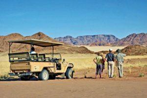 Safari durch die Wüsten Afrikas, Reisebüro Rosenheim Wagner Reisen