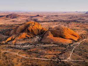 Landschaftsaufnahme Namibia, Reisebüro Rosenheim Wagner Reisen