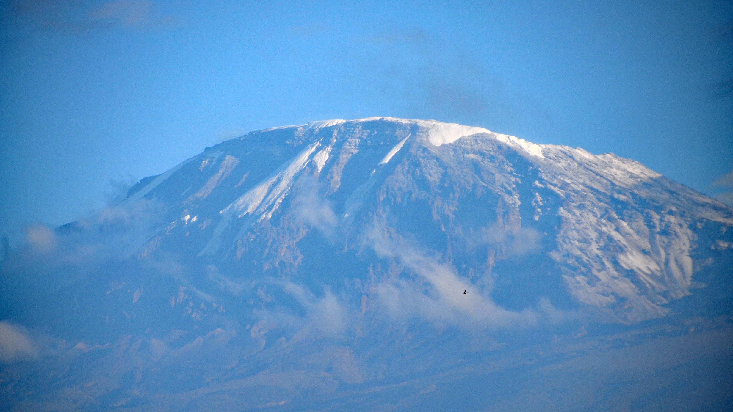 Kilimanjaro in Afrika
